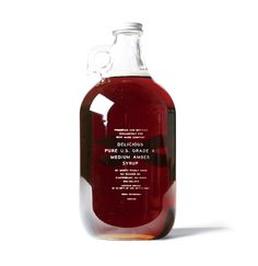 Syrup - packaging