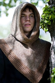 Ten Crochet Cowls for Men!...say what? Tommy needs on of these. Esp so it won't pull his hair out