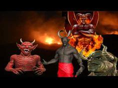 Satán y demonios planeando como destruir a los cristianos - una reunion de satan y demonios para planear como destruir a los cristianos...