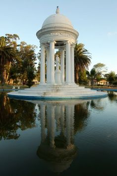 Fountain of Venus.  Piriapolis, Uruguay.