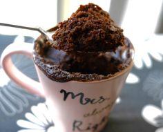 How to make a Chocolate Brownie Mug Cake
