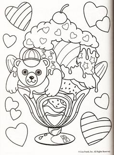 64 Best Lisa Frank Coloring Books Images Lisa Frank Coloring