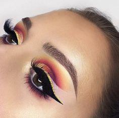 Makeup Goals, Makeup Tips, Beauty Makeup, Eye Makeup, Hair Makeup, Makeup Ideas, Makeup Tutorials, Makeup Pictorial, Glamour Makeup