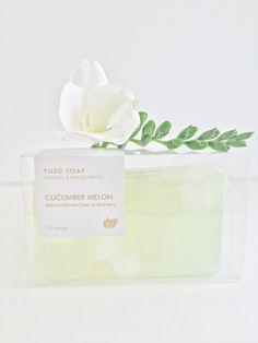 Soap: Cucumber Melon
