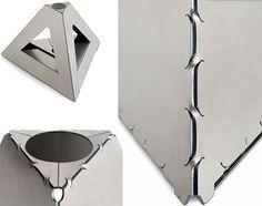 industrial folding metal sheeting