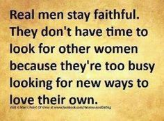 Real men--and women!