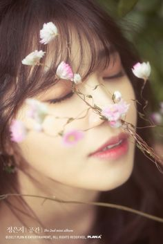 A Pink's Eunji is a beautiful spring gal in teaser images for solo album 'Space' | allkpop.com
