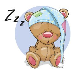 Teddy Bear ZZzzzzzzz's