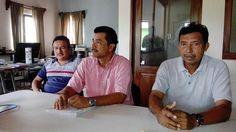 Responsabilizan  a Héctor Sánchez de pretender confrontar a habitantes en La Ventosa.