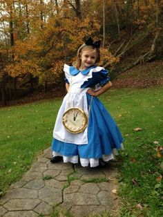 If your curiosity often leads to trouble, this Child Deluxe Alice dress is for you! Check out our other Alice In Wonderland costumes for the whole family.