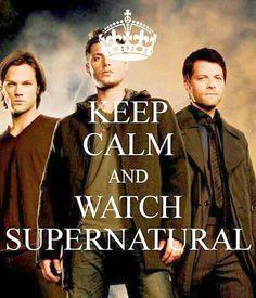 Supernatural #SPN #supernatural