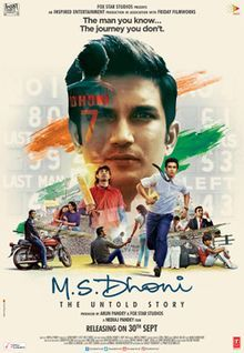 M.S. Dhoni The Untold Story full movie download free with high quality video…