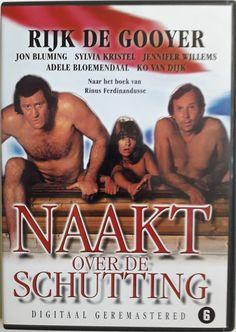 Naakt over de Schutting (dvd - voorkant)