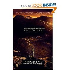 Disgrace by J.M. Coetzse
