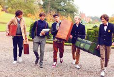 Are they going to Hogwarts?!