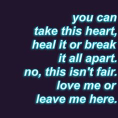 Love Me Or Leave Me - Little Mix