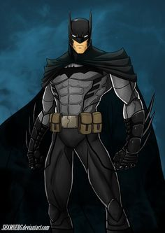 Batman by *shamserg on deviantART