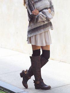 Notre sélection Pinterest de looks hivernaux