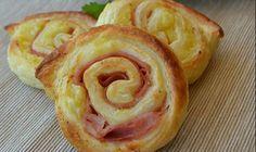 La ricetta delle girelle salate con prosciutto e formaggio   Ultime Notizie Flash