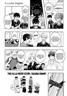 Haikyu!! dj - Kagehina Drops Ch.1(end) Page 15 - Mangago