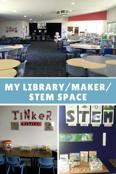 Ideas for your Library Maker or STEM space