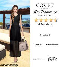 Rio Romance @covetfashion  #covet #covetfashion #fashion #covetsummer2015 #summer2015 #summer