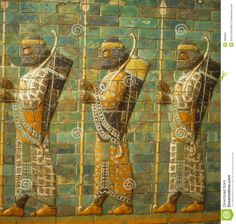 Babylonian Archers, - Download From Over 38 Million High Quality Stock Photos, Images, Vectors. Sign up for FREE today. Image: 6895097