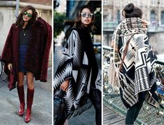 Wondering what will be the latest Silhouette Inspiration for the Autumn Winter for the 17-18 then you'll surprise to know that the oversized Blanket Coat or the duster coat is the hot trend for this season. For more update visit: http://bit.ly/2hqvJMj