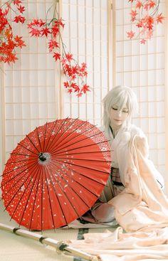 Tsurumaru Kuninaga (by Linzu(綸子) - WorldCosplay) | Touken Ranbu #game #cosplay