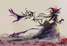 Resultado de imagen para Madoka Magica Homura witch