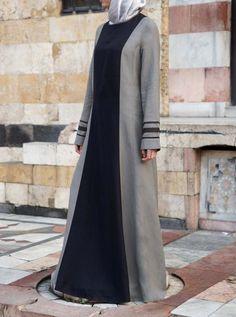 Ideas For Fashion Hijab Dress Black Islamic Fashion, Muslim Fashion, Modest Fashion, Fashion Dresses, Edgy Fall Outfits, Niqab Fashion, Fashion Styles, Abaya Designs, Hijab Chic