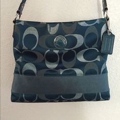 Coach Purse Coach purse and wallet both in really good condition! Coach Bags Crossbody Bags