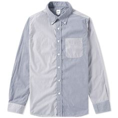 Rough & Tumble combo shirt.