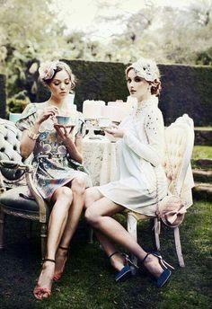 Let's Have A Tea Party!!!!