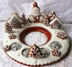 Christmas Gingerbread Men, Gingerbread Village, Christmas Treats, Christmas Baking, Gingerbread Cookies, Christmas Cookies, Christmas Candle, Xmas, Best Sugar Cookies