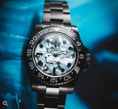 Rolex GMT-Master II Camo