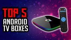 Ready to see some of the Best Android TV Boxes In Let's check them out! In this video we show you the top 5 best Android TV boxes! Android Tv, Best Android, Program Design, Science And Technology, Top, Products, Boxing, Crop Shirt, Gadget