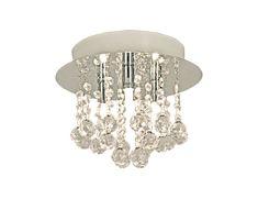 Taklampe over salongen Ceiling Spotlights, Flush Ceiling Lights, Sloped Ceiling, Ceiling Lamp, Shape Coding, Park, Chrome, Chandelier, Bulb