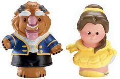 A good idea for a Broadway baby!  Beauty and the Beast Little People