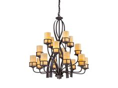 Buy the Quoizel Imperial Bronze Direct. Shop for the Quoizel Imperial Bronze Kyle 16 Light 3 Tier Wide Chandelier with Onyx Pillar Candle Shades and save. Chandelier Design, Foyer Chandelier, Chandelier Shades, Chandelier Lighting, Gothic Chandelier, Bottle Chandelier, Cabin Lighting, Lighting Ideas, Lighting Design