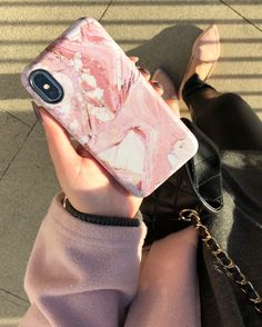 Cyber Rose Rose Marble Case for iPhone X, iPhone 8 Plus/7 Plus & iPhone 8/7 from Elemental Cases #rosemarble #elementalcases #cybermonday available for #iphonex #iphone8plus #iphone8 #iphone7 #iphone7plus