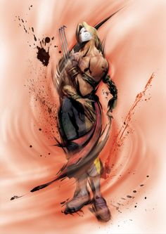 View an image titled 'Vega Art' in our Street Fighter IV art gallery featuring official character designs, concept art, and promo pictures. Balrog Street Fighter, Street Fighter Tekken, Super Street Fighter 4, Street Fighter Alpha 3, Character Art, Character Design, Street Fighter Characters, King Of Fighters, Batman