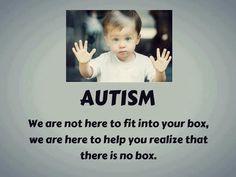 Autism Spectrum Disorder, through my eyes. > Autism Awareness