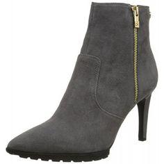 Calvin Klein, Calvin Klein Women's Bionda Boot, Shadow Grey, 5 M US