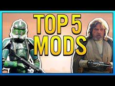 Top 5 Mods of the Week - Star Wars Battlefront 2 Mod Showcase #13