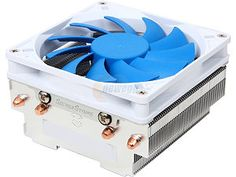 SILVERSTONE AR06 92mm Rifle Bearing CPU Cooler
