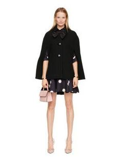 bow capelet - kate spade new york