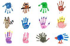 Handprint - Motiveübersicht I