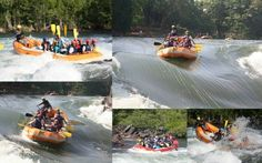 White Water Rafting, Dandeli by Rini Biswas on Tripoto