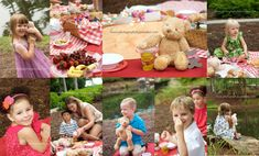 Teddy Bear Picnic Party @MommyBKnowsBest